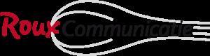 RouxCommunicatie logo