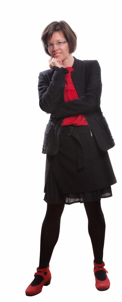 Bianca Roemaat, eigenaar Roux Communicatie