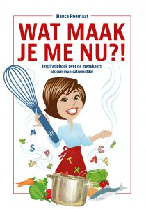 cover wat maak je me nu?! Bianca Roemaat Roux Communicatie boek