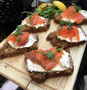 roux communicatie portfolio foodtour Dublin storytelling