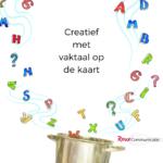 creatief met vaktaal op de kaart blog roux communicatie
