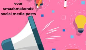 5 schrijftips voor smaakmakende social media posts blog roux communicatie